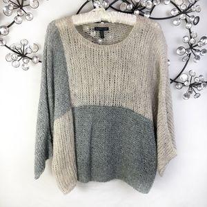 Eileen Fisher Chunky Knit Alpaca Sweater